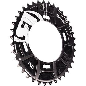 Rotor QX2 Q-Ring MTB Kettenblatt Shimano XT 8000 96mm außen schwarz